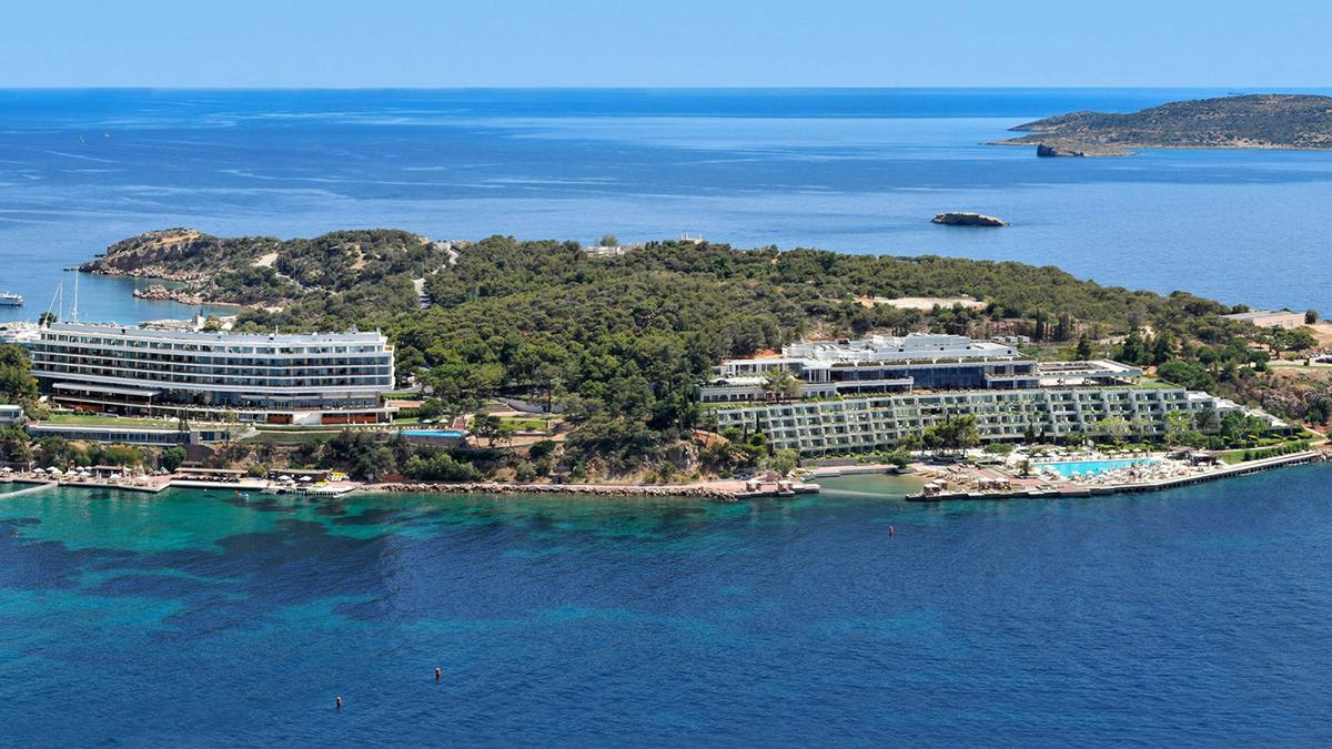 Due to open in early 2018, the resort will be the first Four Seasons in Greece