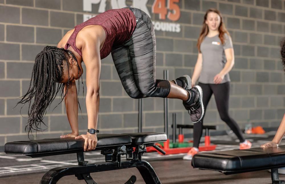 A 'slimmed down' easyGym comes in around 15,000sq ft