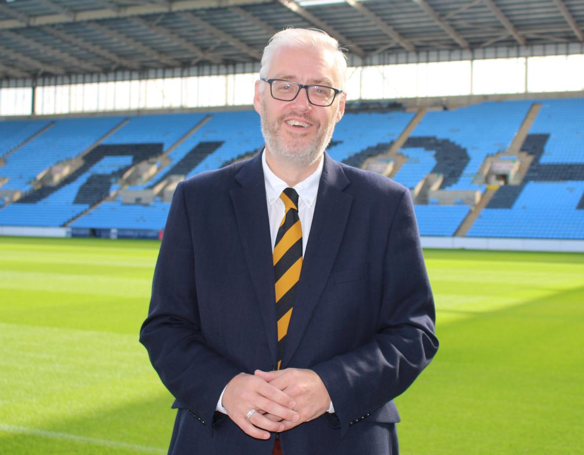 Cain joins Wasps after spending seven years as commercial director of the NEC Group