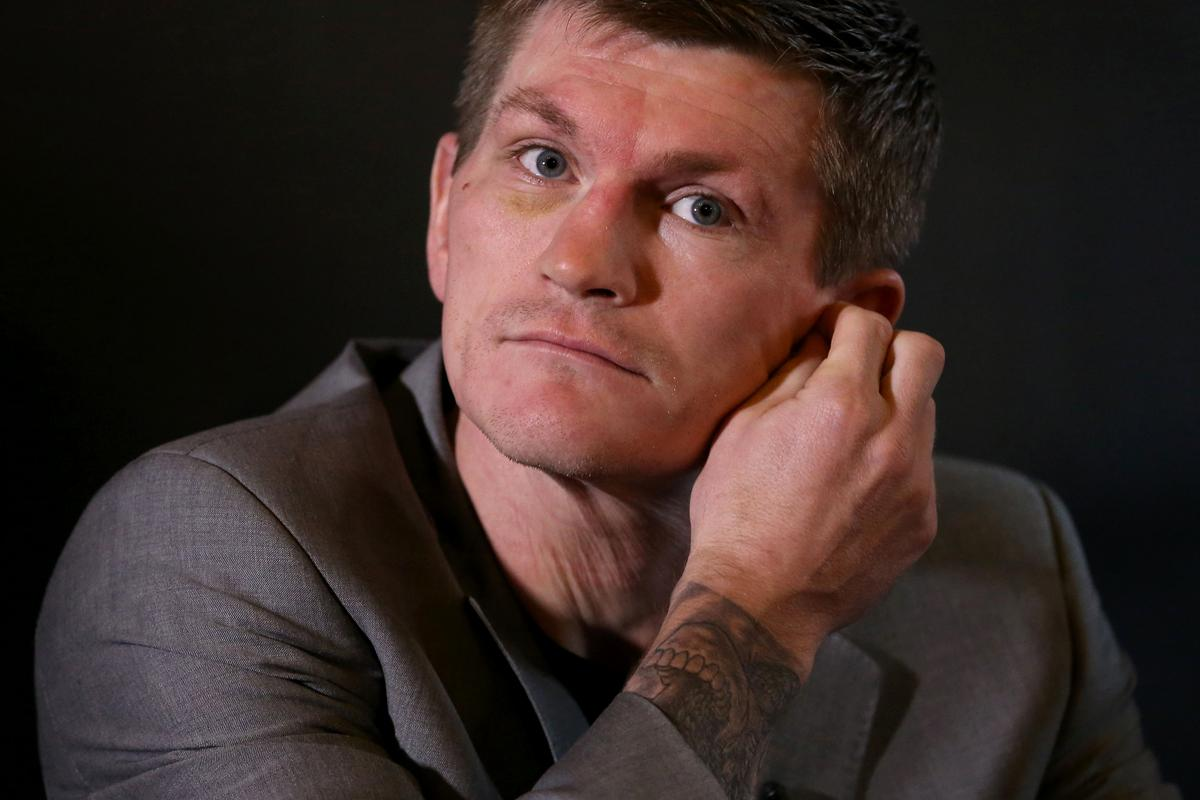 Hatton Boxing was founded by four-time world boxing champion Ricky Hatton / Dave Thompson/PA Wire/PA Images