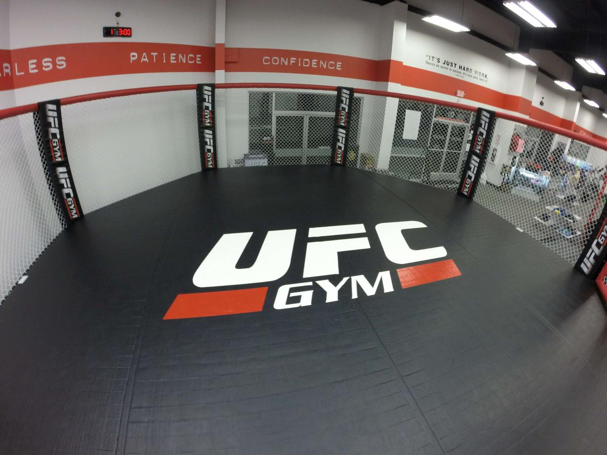 The first UFC Gym in India will launch later this year in Andheri West, a suburb of Mumbai / UFC Gym