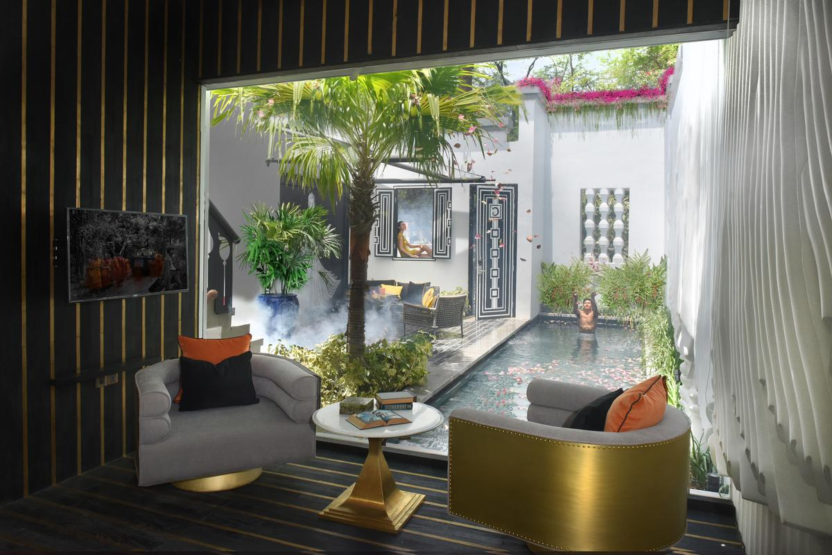 Hospitality designer Bill Bensley has teamed up with Cambodian luxury boutique hotel group Shinta Mani to launch his own brand of hotels in the country / Bensley