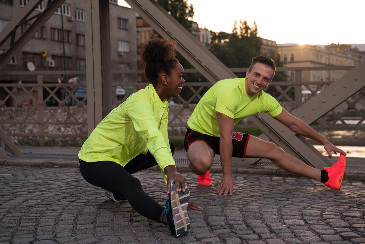 National Fitness Day aims to reduce inactivity across the UK / Shutterstock