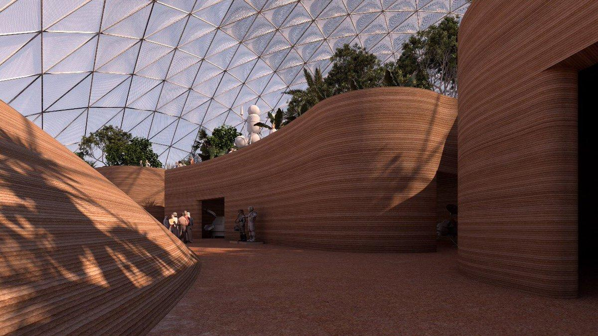 The project will also boast a museum dedicated to humanity's greatest space achievements / Government of Dubai