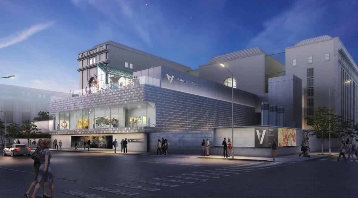 Los Angeles Based Architecture Firm WHY Are Behind The Plans / WHY/Asian  Art Museum