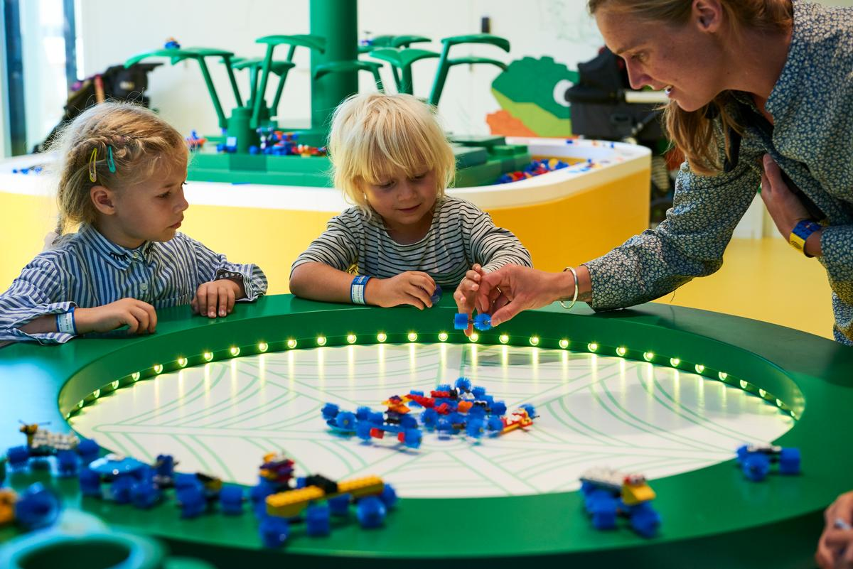 The Lego House opens on 28 September / Lego Group