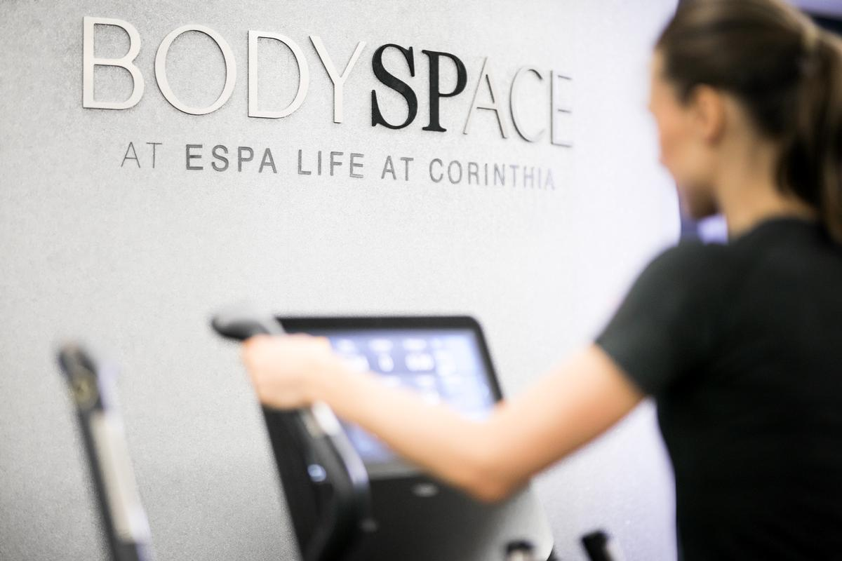 BodySPace combines fitness, nutrition, wellness and innovative technology / BodySPace