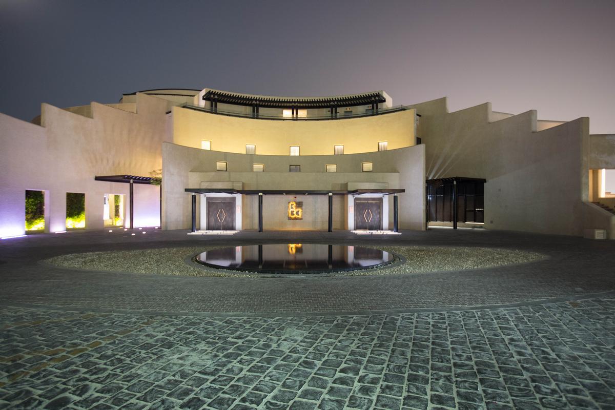 Nordic design, Middle Eastern culture meet at LivNordic's two-storey Katara Beach Club