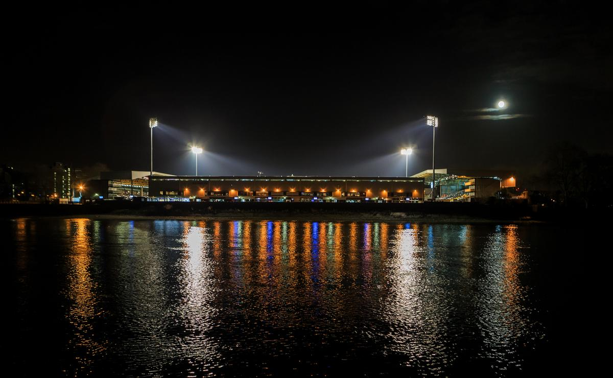 Plans to redevelop the Riverside Stand have been in the pipeline for years, with the club wishing to increase the stadium's capacity by 4,300 seats / John Walton/EMPICS Sport