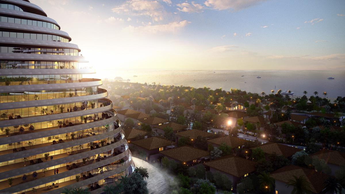 In a statement, the architects told CLADglobal that they 'had to approach the project in a very responsible way, as every small action could have a great impact' / Chapman Taylor