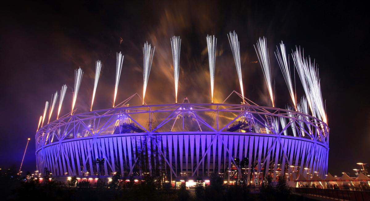 The UK is aiming to secure the hottest sporting events of the next 10 years following the success of the 2012 London Olympics /  Gareth Fuller/PA Archive/PA Images