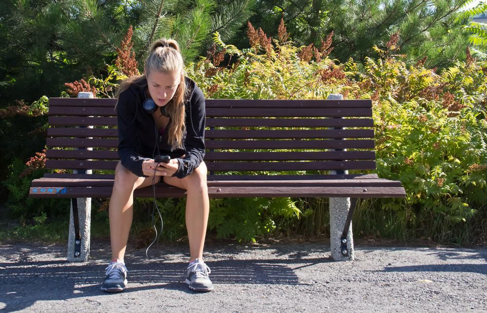 More people are turning to technology to help them keep fit outside the gym / www.shutterstock.com / click images