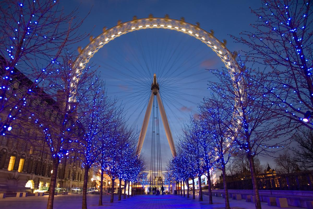 The London Eye / Wiki Commons