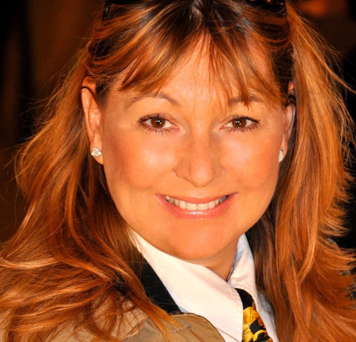 Thompson was awarded an OBE for her services to tourism in 2012 / IAAPA