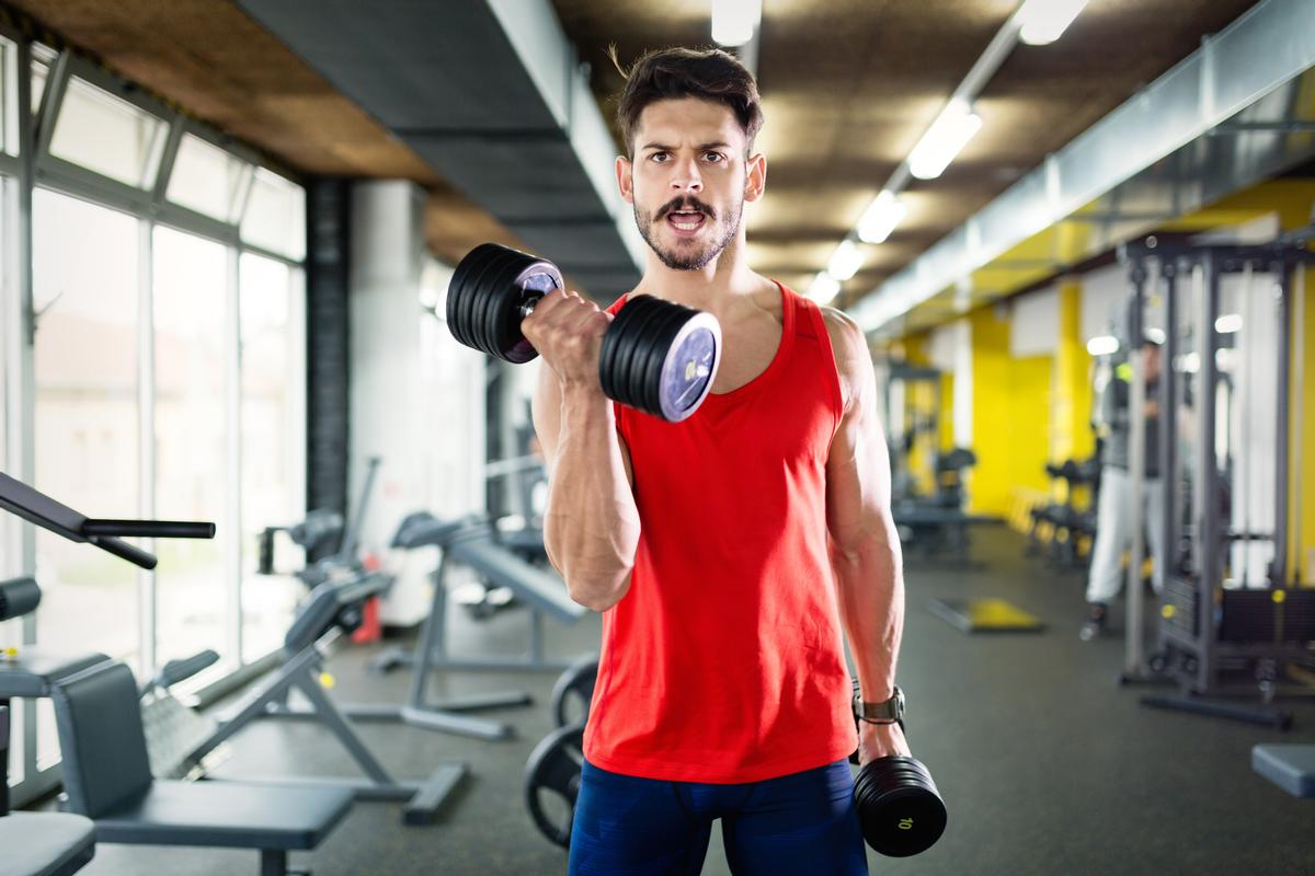 The Gym Group wants to raise awareness among its members and raise £50,000 for men's health / Shutterstock