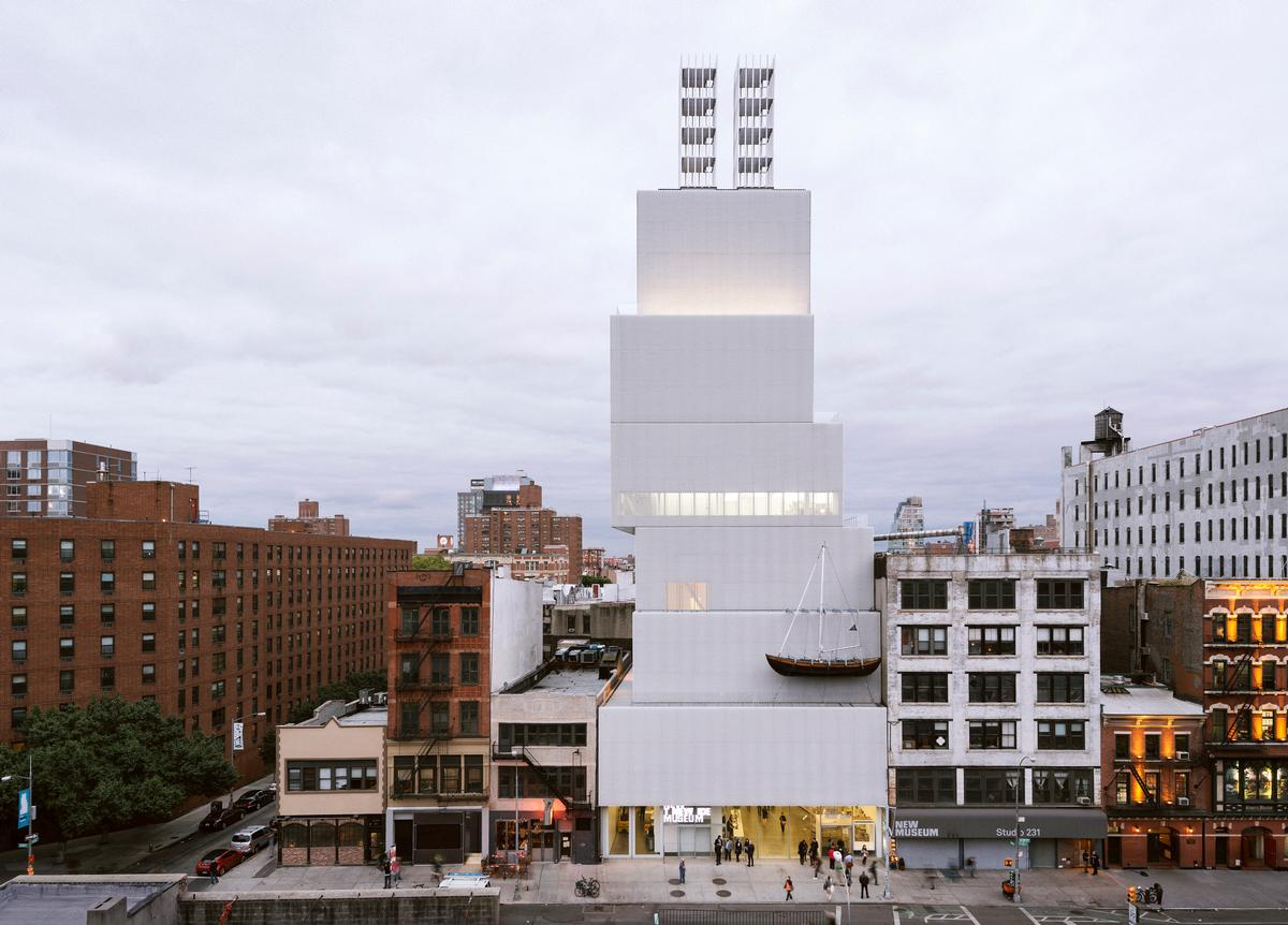 Rem Koolhaas and OMA to expand New York's New Museum