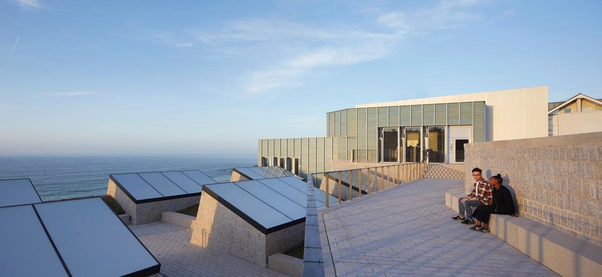 Cornwall S Tate St Ives Re Opens As 163 20m Renewal Project