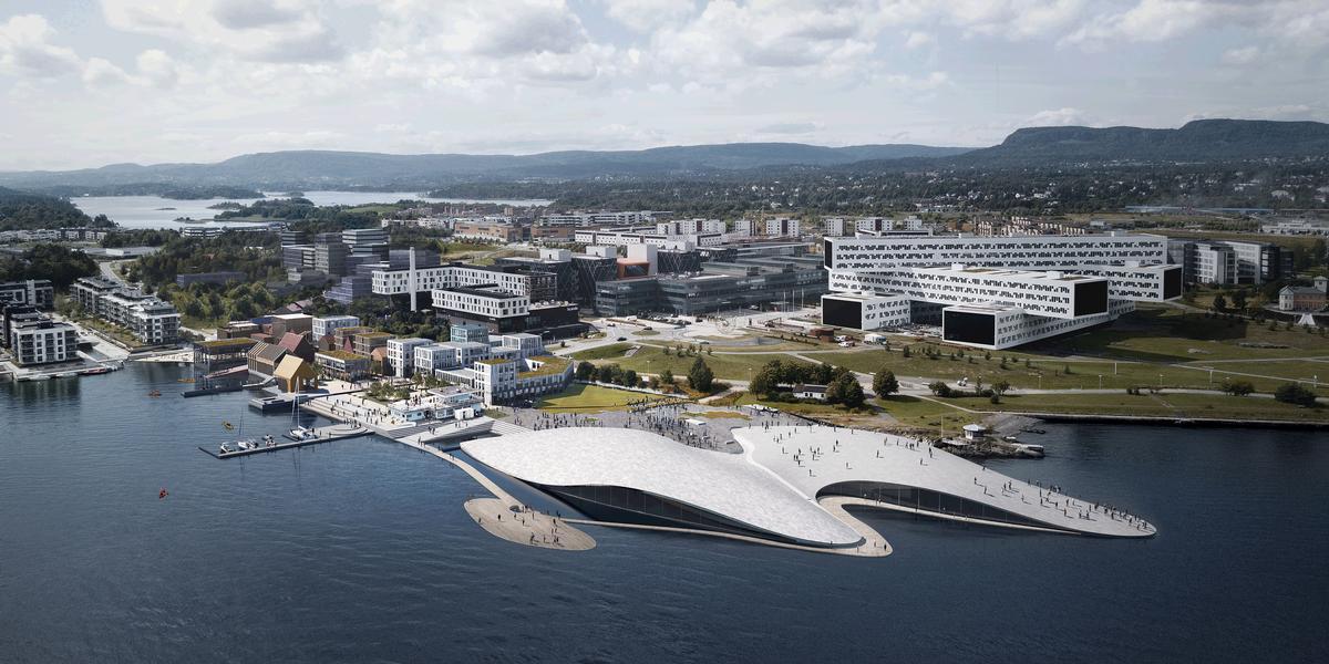 Designs unveiled for new aquarium in Oslo