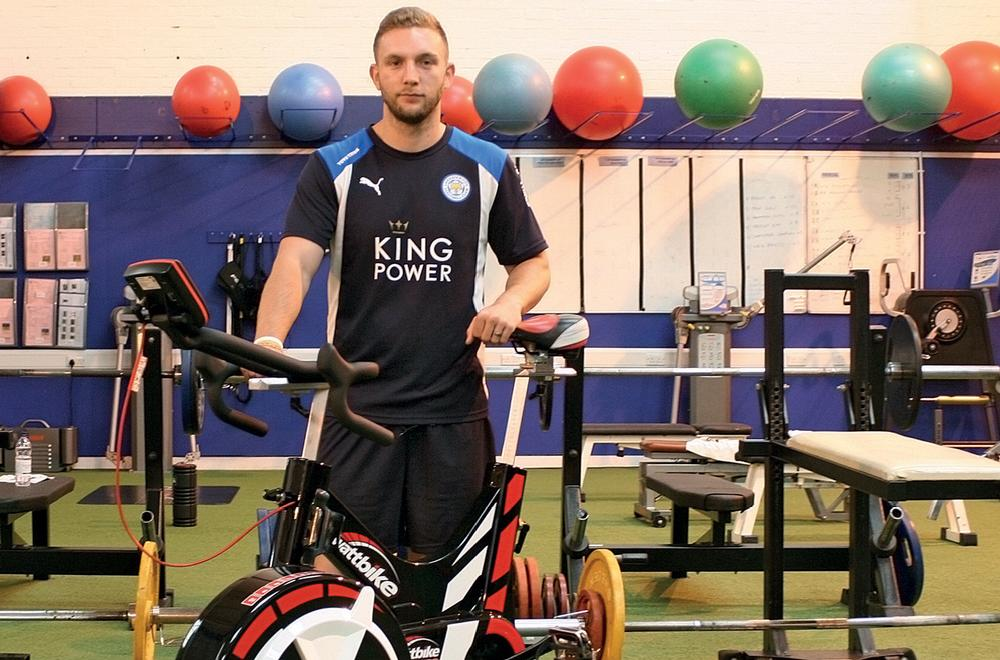 Leicester City have been using the Wattbike for power development and conditioning