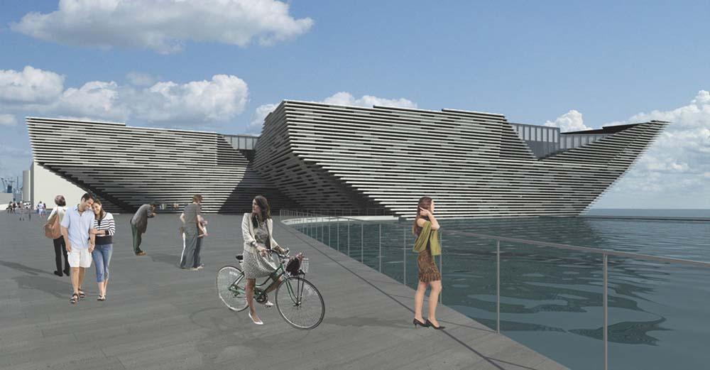 Construction work on v a dundee scheme to start in august - Dundee swimming pool opening times ...