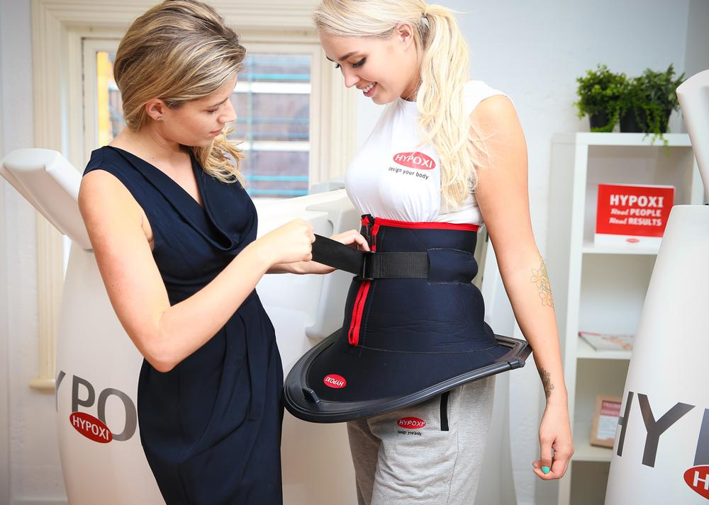 The Hypoxi brand will expand beyond Australia