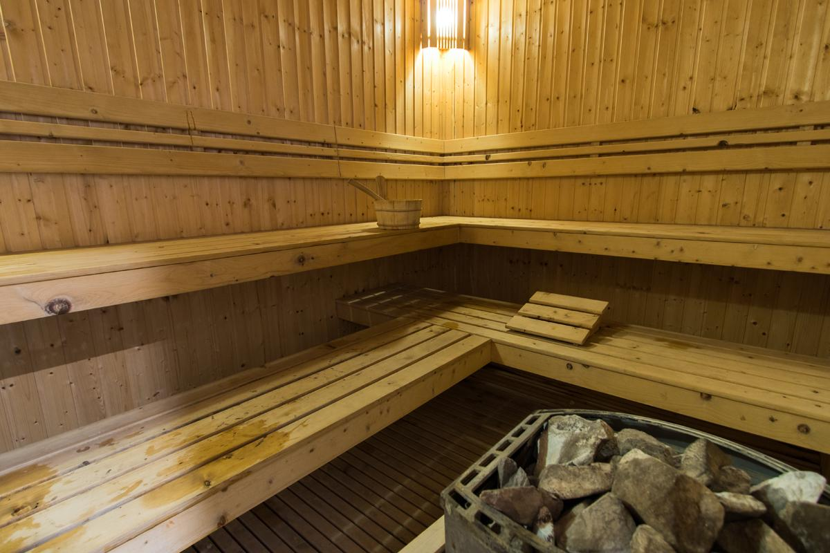 The thermal suite will include a steam room  / Shutterstock