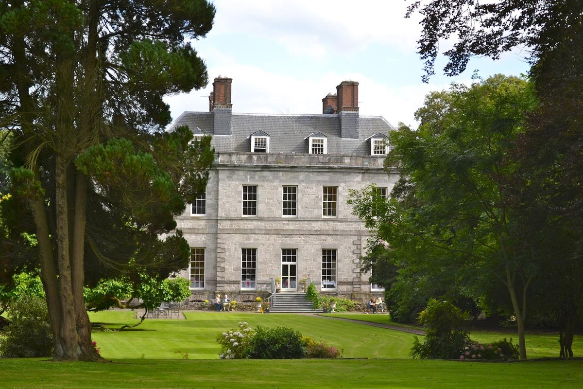 The architects have gained conditional planning consent to transform Cashel Palace into 'a world-class country house hotel' / ReardonSmith