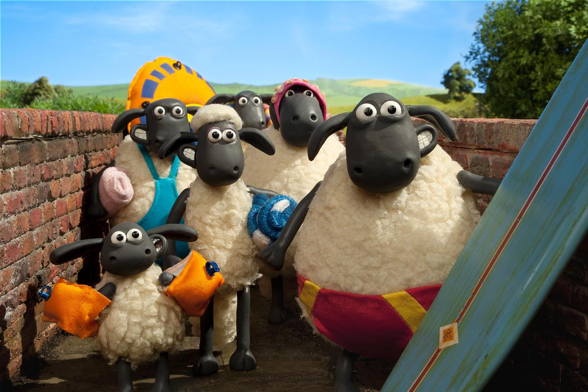 Shaun the Sheep is making his big screen debut in 2015 with the release of his very first movie