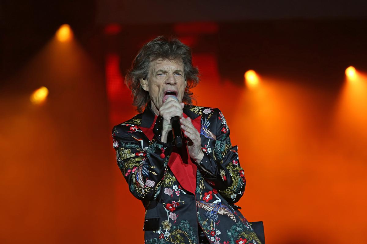 Mick Jagger, Keith Richards and co ended their latest world tour with three sold-out shows at the brand new stadium / David Silpa/PA Images