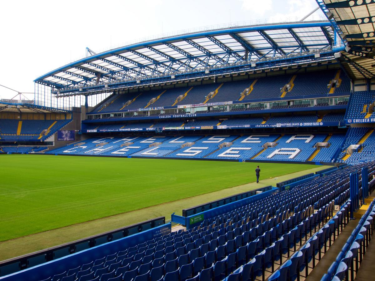 The new stadium will see capacity at Stamford Bridge increase from 41,000 to 60,000
