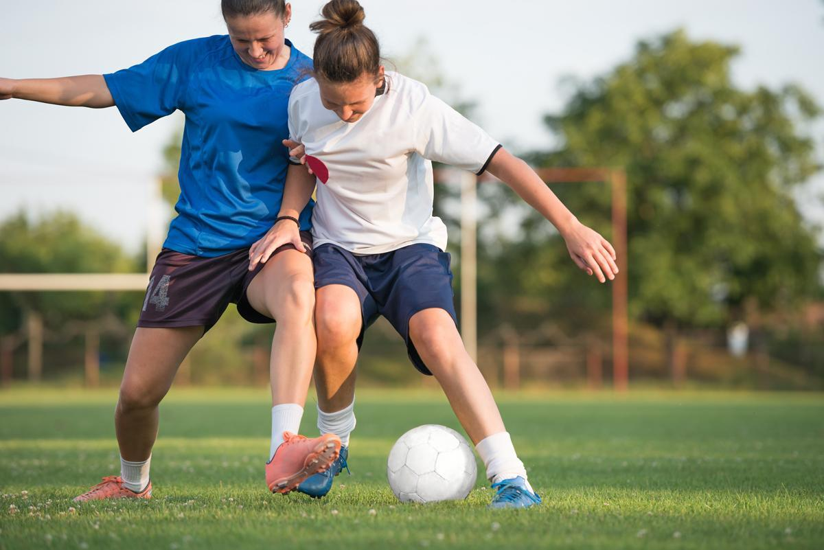 Only 45 per cent of girls saw the relevance of the skills they learn in PE to their lives