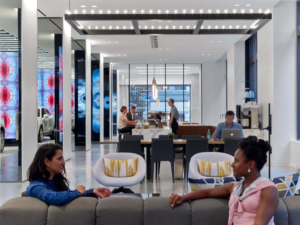 The Gensler Experience Index found that design is a critical factor in determining how we feel about the spaces we occupy / Eric Laignel