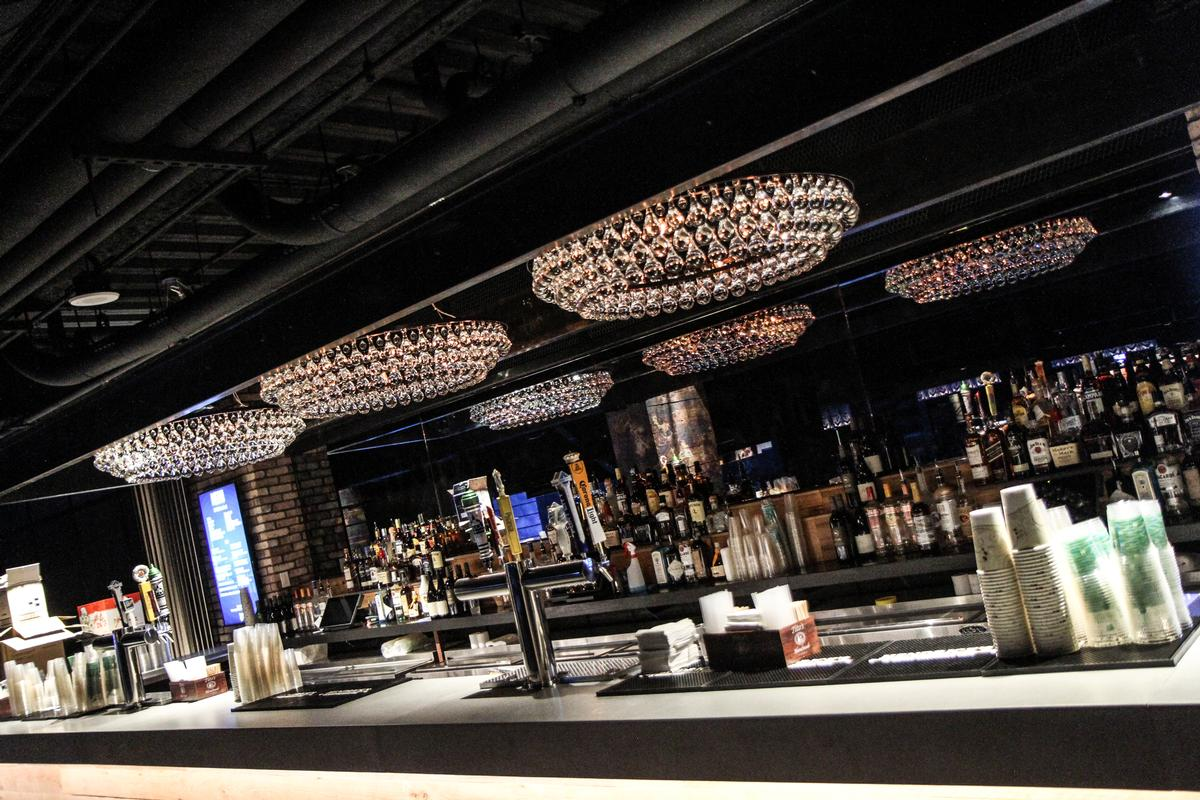 Rockwell Group's industry-inspired concert venue anchors