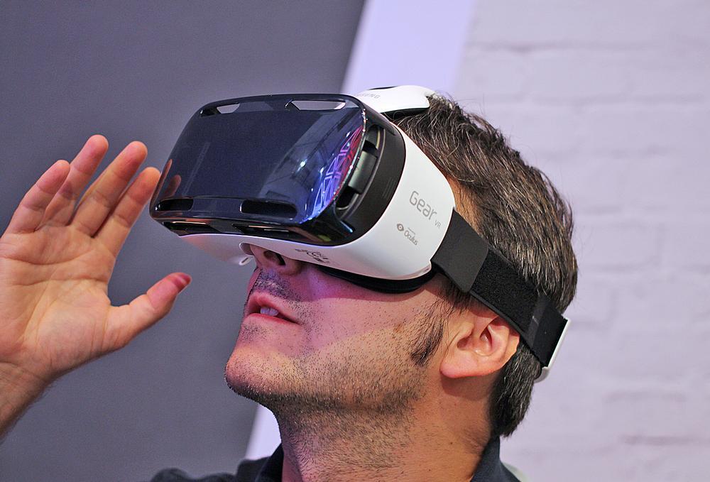 VR technology / FLICKR/pestoverde