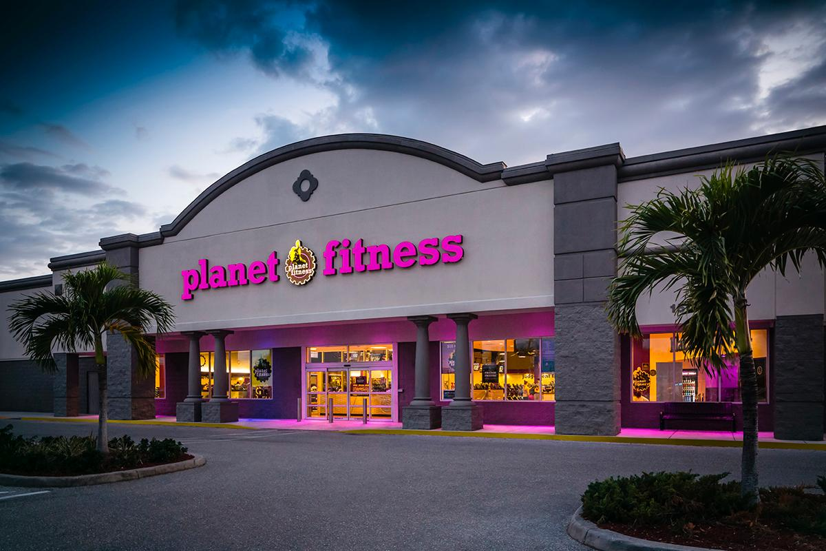 Planet Fitness has more than 1,400 clubs in the US, Puerto Rico, Canada and the Dominican Republic