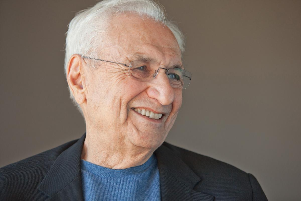 Gehry, known for his passion for music, said he is 'proud to play my part in making spaces where the kids can feel inspired' / Gehry Partners LLP