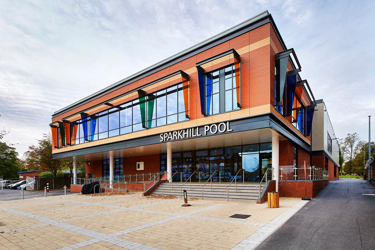 Sparkhill Pool and Fitness Centre / Places for People Leisure
