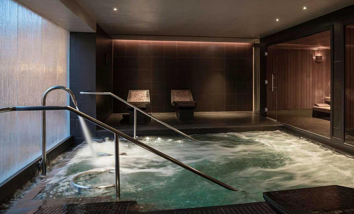 The Spa at Gleneagles by ESPA scooped the top prize at this year's awards / The Good Spa Guide/Gleneagles