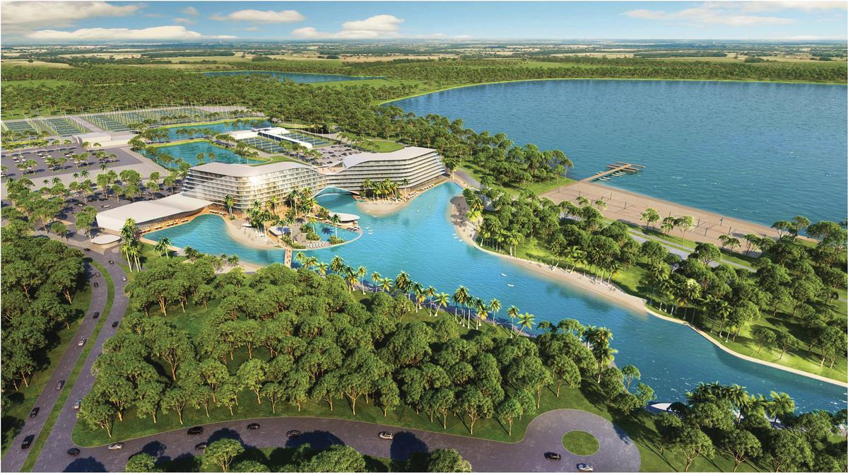Details of Lake Nona\'s \'performance resort\' and spa revealed ...