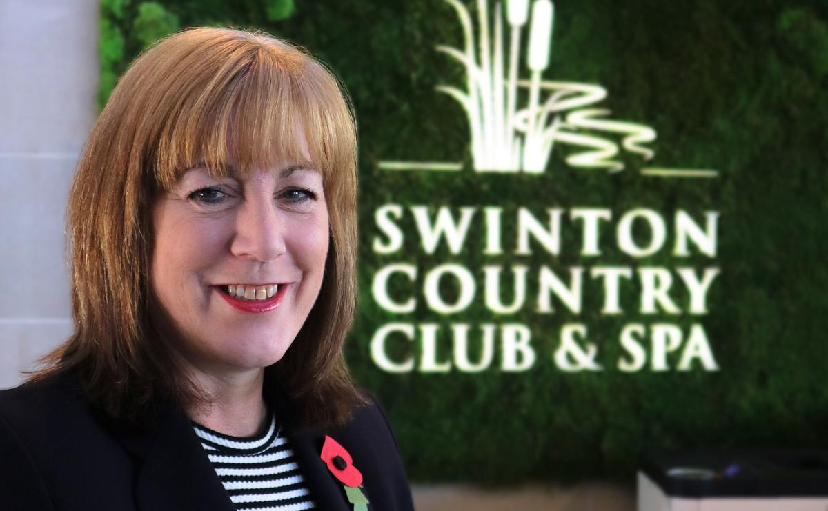 McGraffin joins Swinton from The Grand Brighton Hotel / Swinton Country Club & Spa