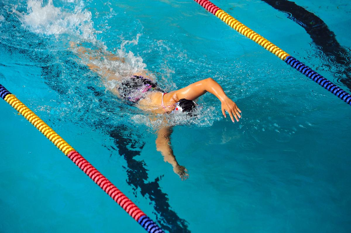 Since January 2016, the number of women taking part in swimming sessions at 20 Serco leisure centres has grown from about 150 a week to nearly 500 / Shutterstock