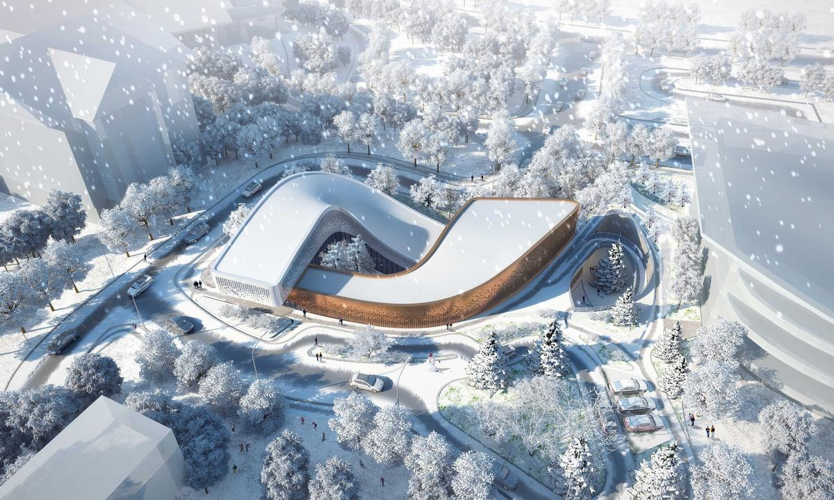 Beijing 2022 beijing 2022 olympic winter games for Designhotel ski