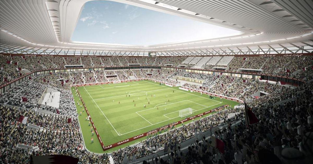 The stadium will have a capacity of 40,000 and host matches up to the quarter-finals stage / Supreme Committee for Delivery & Legacy