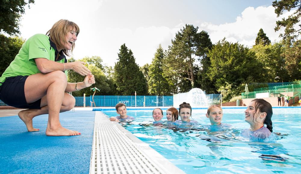 RLSS currently has 1,000 approved training centres covering 2,500 pools across the UK