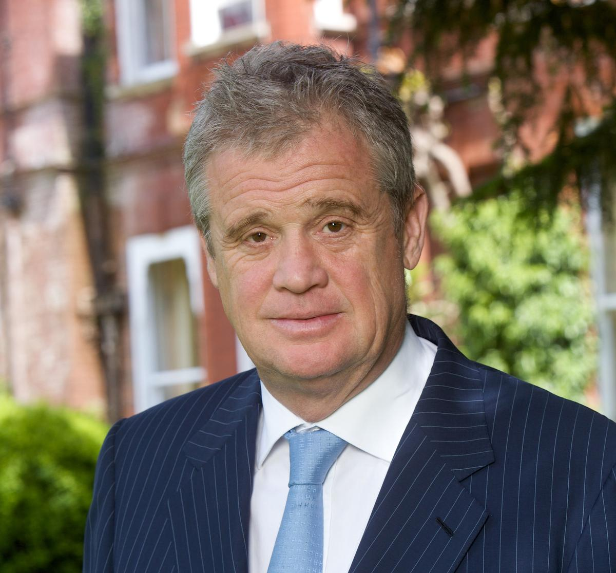 Champneys co-owner Stephen Purdew says the spa at sea will bring more enjoyment to guests' holidays / Champneys