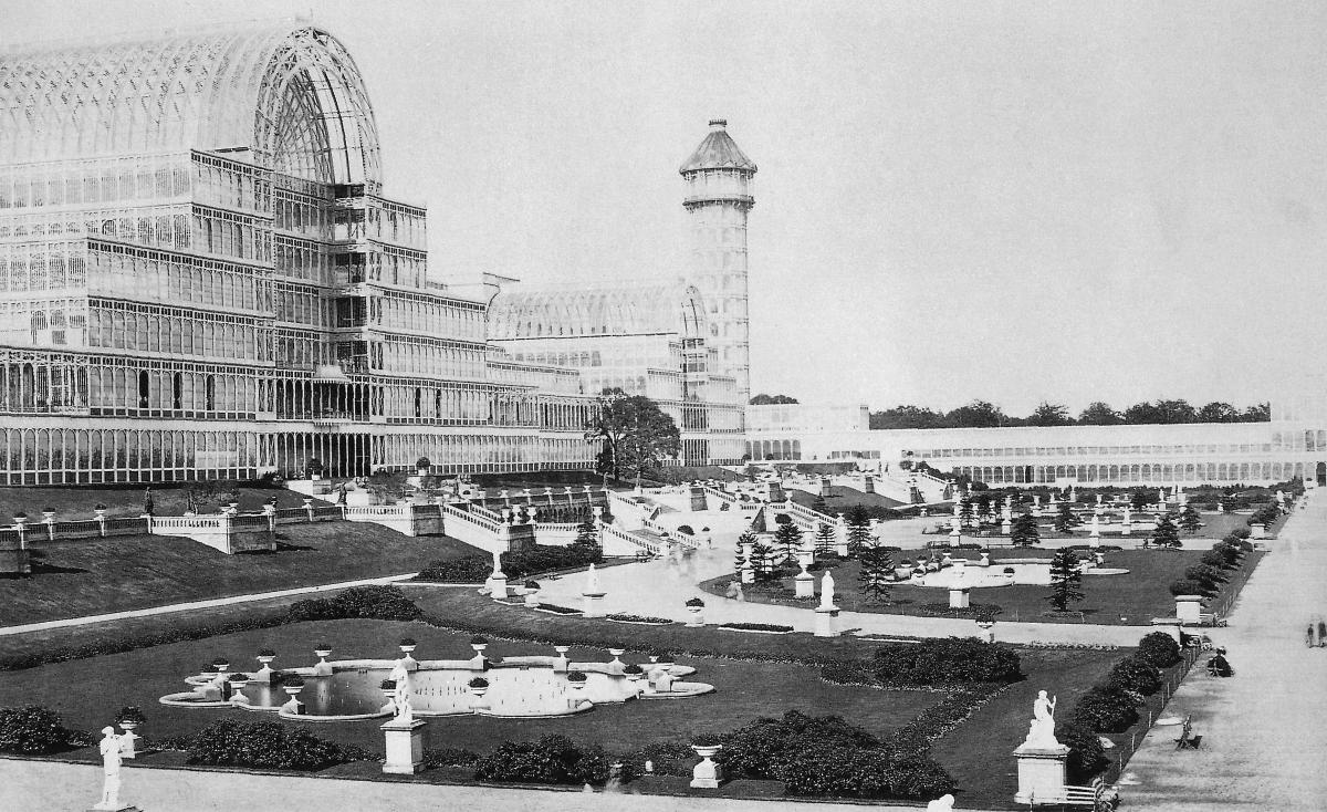 Original Crystal Palace