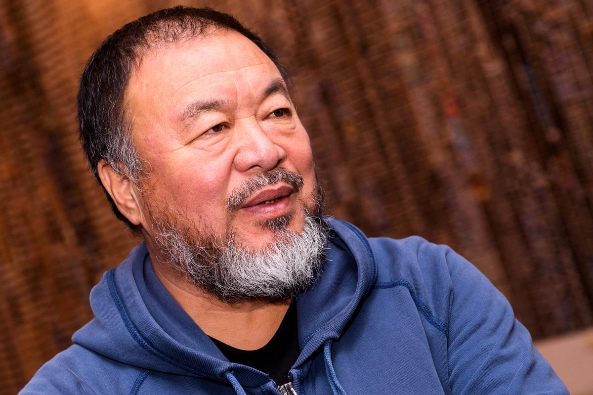 Ai Weiwei is well-known for his large-scale, popular and often provocative public art projects / Luc Claessen/PA Images