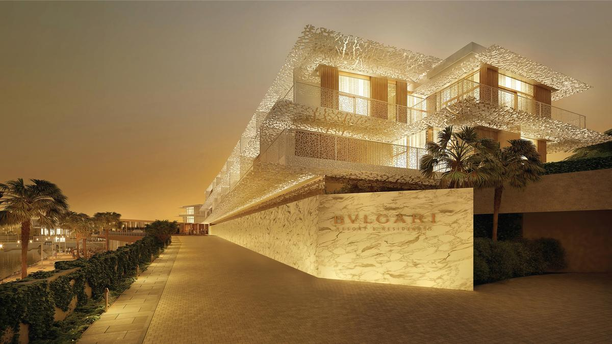 Citterio said he would embrace a juxtaposition of both new and conventional architectural styles for the project / Bulgari