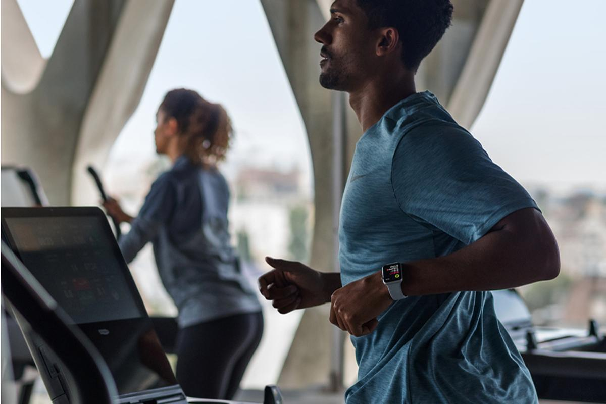Virgin Active has become the first operator in Europe to introduce GymKit-enabled cardio equipment / Apple