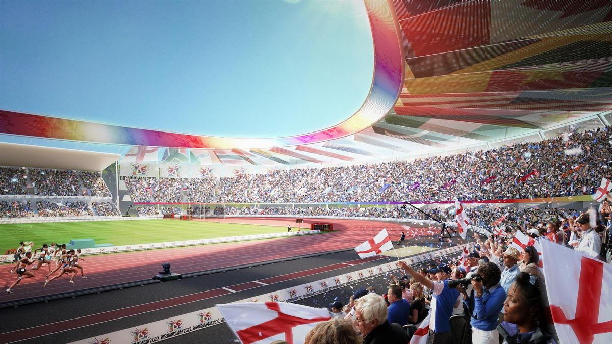 Birmingham is set to awarded the 2022 Commonwealth Games tomorrow, with major development planned to sports facilities across the city / Birmingham City Council
